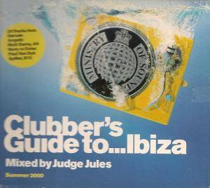 Cover - Angelic: Clubber's Guide To ... Ibiza Mixed By Judge Jules Summer 2000