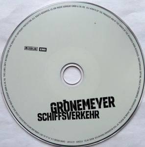 Herbert Grönemeyer: Schiffsverkehr (CD) - Bild 3