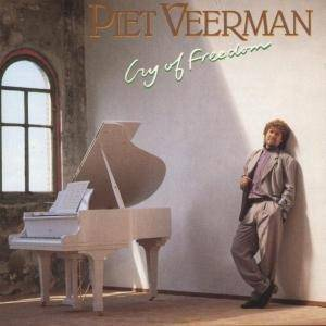 Cover - Piet Veerman: Cry For Freedom