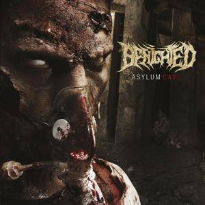 Benighted: Asylum Cave - Cover