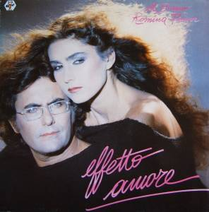 Cover - Al Bano & Romina Power: Effetto Amore