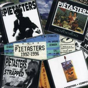 Cover - Pietasters, The: 1992-1996