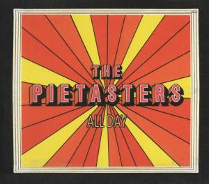 Cover - Pietasters, The: All Day