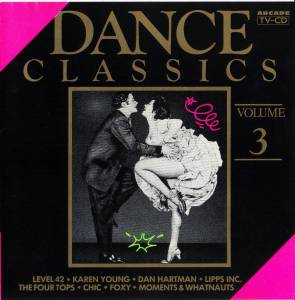 Cover - Gwen McGrae: Dance Classics Volume 03