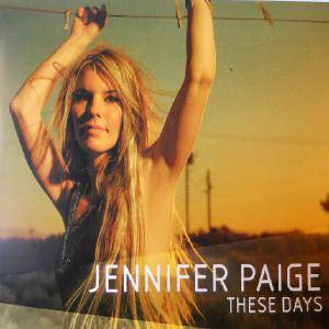 Cover - Jennifer Paige: These Days