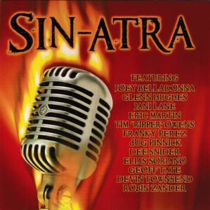 "Cover - Tim ""Ripper"" Owens: SIN-atra"