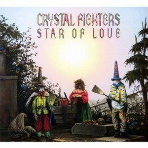 Crystal Fighters: Star Of Love - Cover