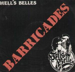 Cover - Hell's Belles: Barricades