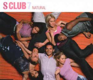Cover - S Club 7: Natural