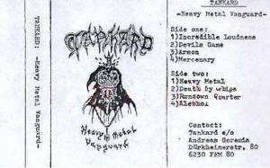Cover - Tankard: Heavy Metal Vanguard