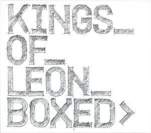 Cover - Kings Of Leon: Boxed