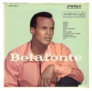 Cover - Harry Belafonte: Belafonte