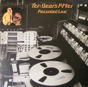 Ten Years After: Recorded Live (2-LP) - Bild 1