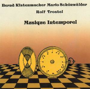 Cover - Bernd Kistenmacher: Musique Intemporel