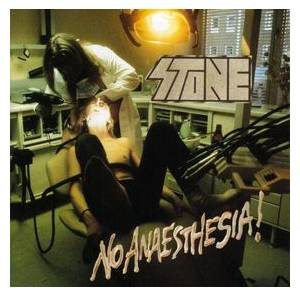 Stone: No Anaesthesia! - Cover