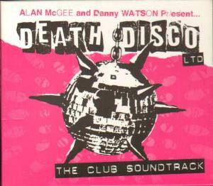 Cover - Modern Lovers, The: Death Disco Ltd The Club Soundtrack