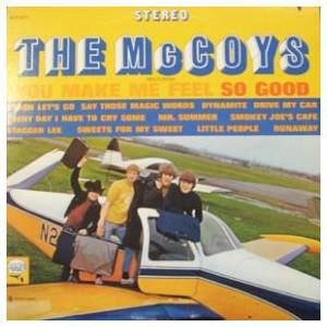 Cover - McCoys, The: You Make Me Feel So Good