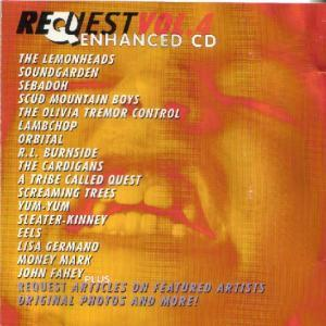 Best Of Request Vol. 4, The - Cover