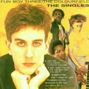 Cover - Colourfield, The: Singles, The
