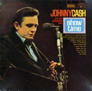 Cover - Johnny Cash And The Tennessee Two: Show Time