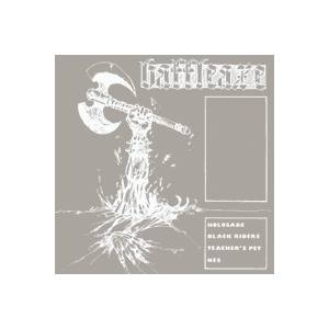 Cover - Holosade: Battleaxe