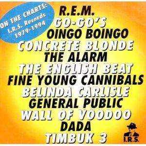 I.R.S. Records 1979-1994 : On The Charts (CD) - Bild 1