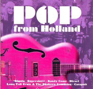 Pop From Holland - Cover