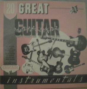 20 Great Guitar Instrumentals - Cover