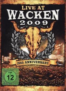 Live At Wacken 2009 - Cover