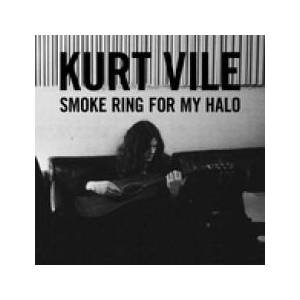 Kurt Vile: Smoke Ring For My Halo - Cover