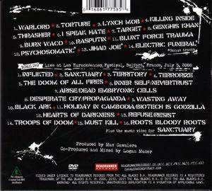 Cavalera Conspiracy: Blunt Force Trauma (CD + DVD) - Bild 2