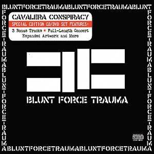 Cavalera Conspiracy: Blunt Force Trauma (CD + DVD) - Bild 1