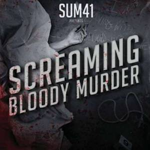 Cover - Sum 41: Screaming Bloody Murder