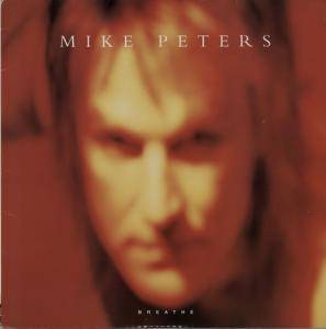 Mike Peters: Breathe - Cover