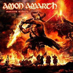 Amon Amarth: Surtur Rising (CD + DVD) - Bild 1