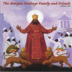 Cover - Denroy Morgan: Morgan Heritage Family And Friends Vol. 1, The