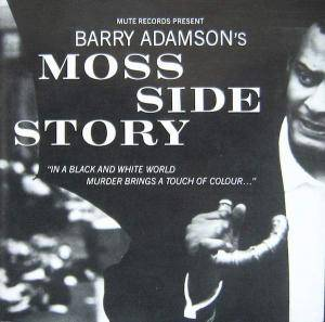 Cover - Barry Adamson: Moss Side Story
