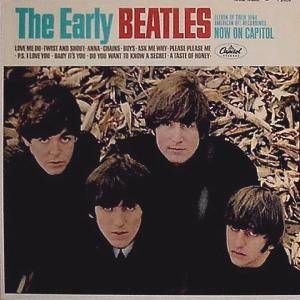 The Beatles: Early Beatles, The - Cover