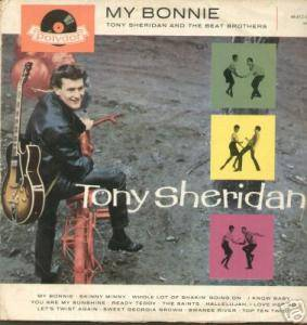 Cover - Tony Sheridan & The Beat Brothers: My Bonnie