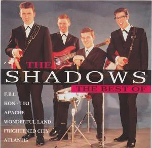 Shadows, The: Best Of The Shadows (Disky Communications), The - Cover