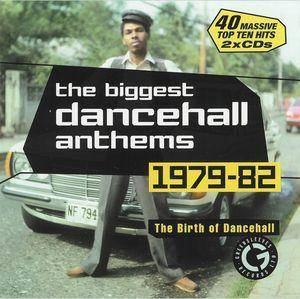 Cover - Clint Eastwood & General Saint: Biggest Dancehall Anthems 1979-82, The