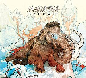 Beardfish: Mammoth - Cover