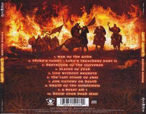 Amon Amarth: Surtur Rising (CD) - Bild 2