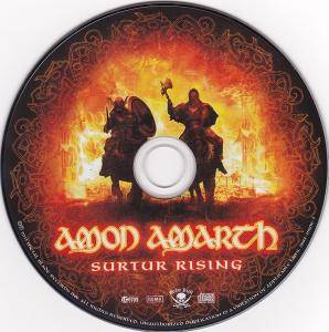 Amon Amarth: Surtur Rising (CD) - Bild 5