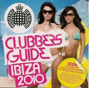 Cover - Francesco Diaz & Young Rebels: Clubbers Guide Ibiza 2010