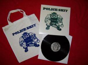 Cover - Police Shit: Bullenschwein