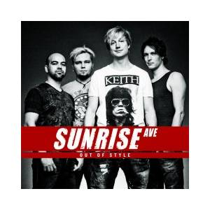 Cover - Sunrise Avenue: Out Of Style