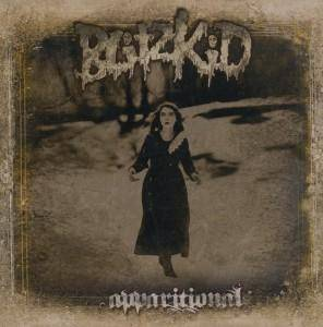 Blitzkid: Apparitional - Cover