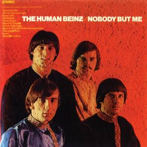 Cover - Human Beinz, The: Nobody But Me