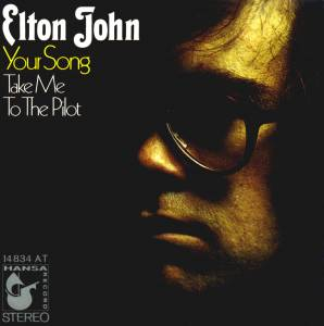 Cover - Elton John: Your Song